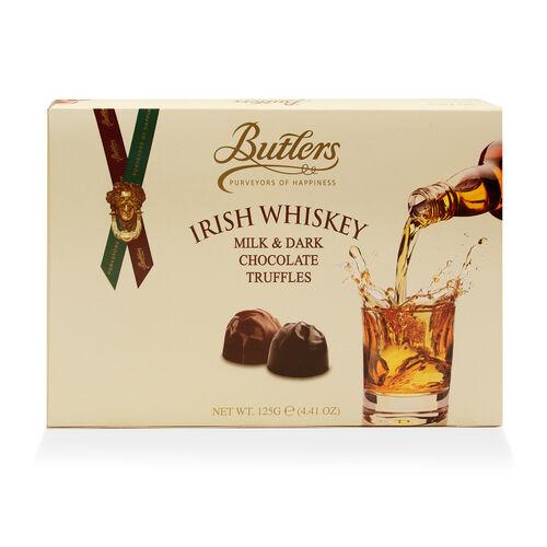 Butlers 125g Irish Whiskey Chocolate Truffles