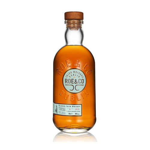 Roe & Co Blended Irish Whiskey 70cl