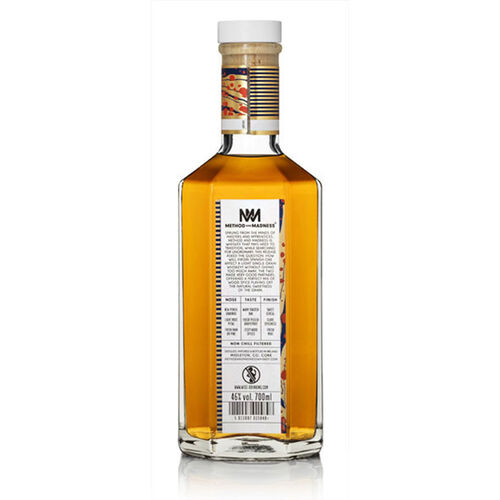 Method & Madness Single Grain Irish Whiskey Ireland  0.7ltr