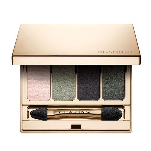 Clarins 4-Colour Eyeshadow Palette 06 Forest