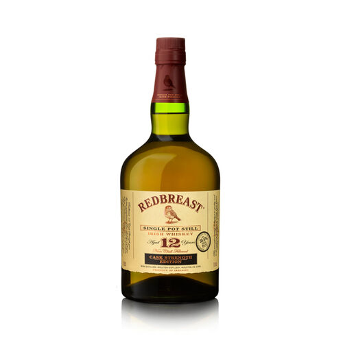 Redbreast Irish Whiskey 12 Yo Cask Strength 70Cl
