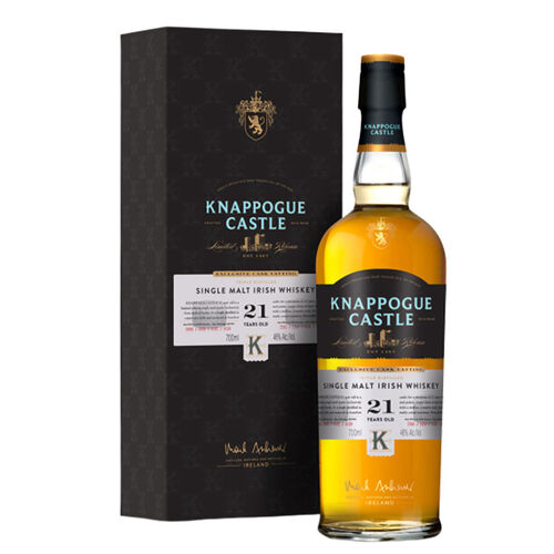 Knappogue Castle Knappogue Castle 21YO SM Irish Whiskey  70cl