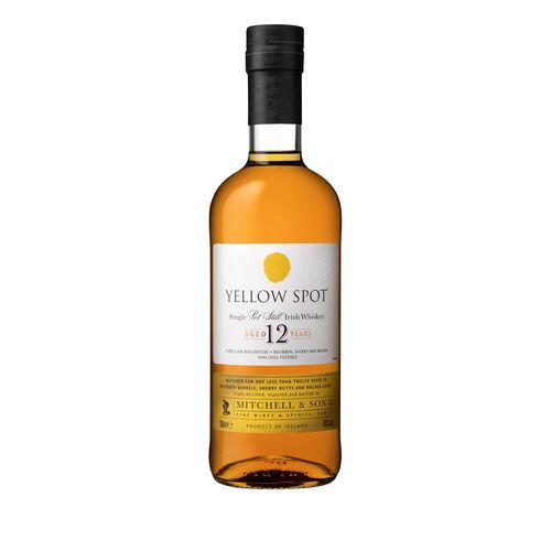 Yellow Spot Yellow Spot Irish Whiskey Ireland  0.70ltr 70cl Bottle