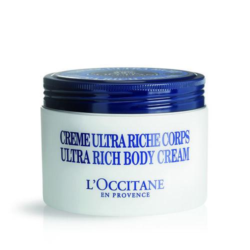 L'Occitane Shea Butter  Ultra Rich Body Cream 200ml