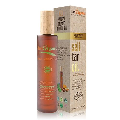 TanOrganic Self Tan Oil 100ml