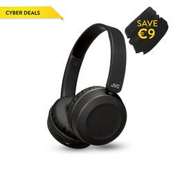 JVC Bluetooth on ears Headphone Black