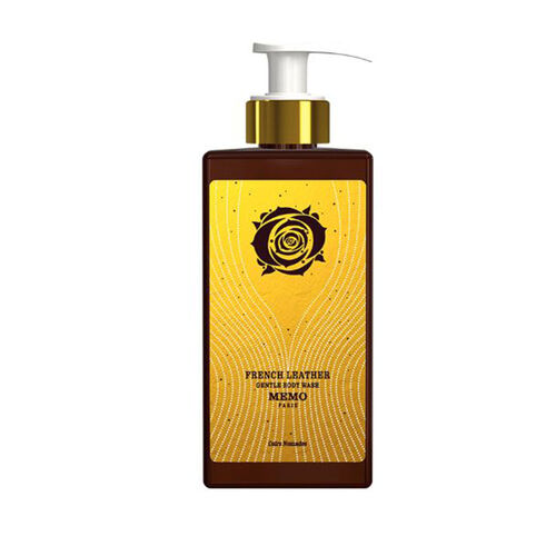 Memo French Leather Gentle Body Wash 250ml