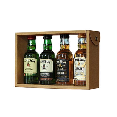 Jameson Mini Pack Irish Whiskey 4x5cl