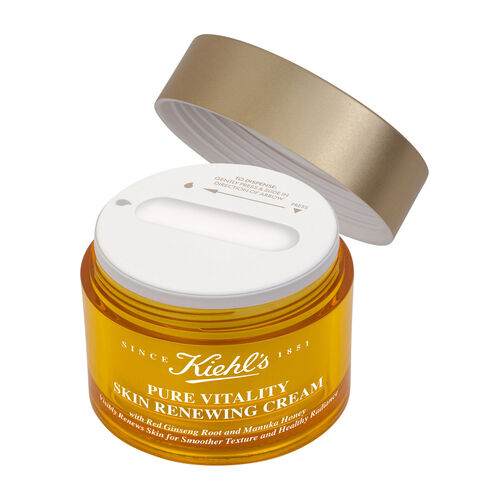 Kiehls Pure Vitality Skin Renewing Cream 500ml