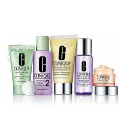 Clinique Daily Essentials  Dry & Combination