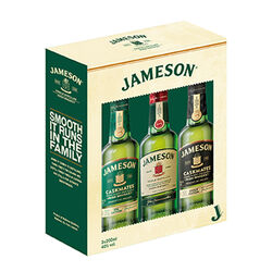 Jameson Caskmates Irish Whiskey Trio 3x20cl