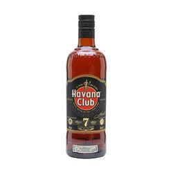 Havana Club Club Rum  Cuba 7 Yo Dark 70 cl