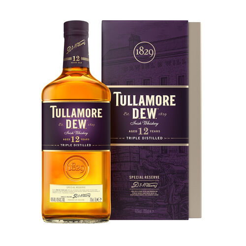 Tullamore D.E.W. Tullamore Dew 12YO Special Res Irish Whiskey 70cl