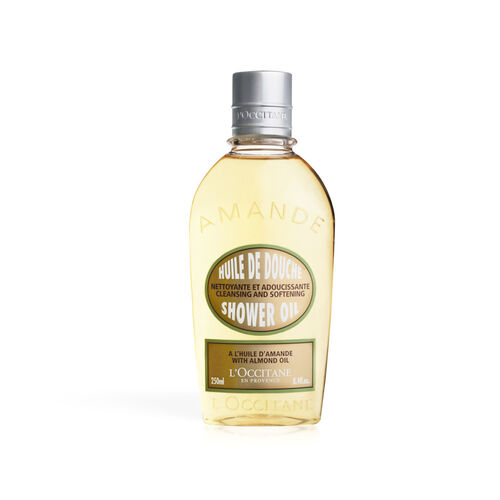 L'Occitane Almond Shower Oil 250ml