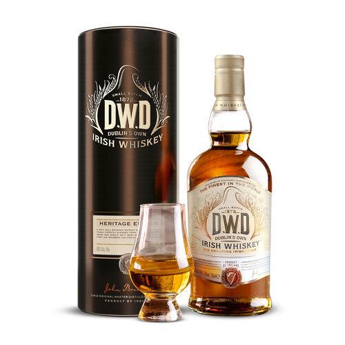 Dublin Whiskey Distillery Irish Whiskey  70cl