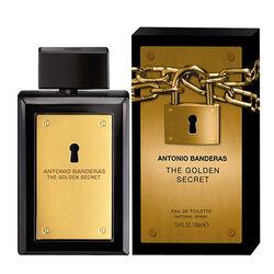 Antonio Banderas The Golden Secret Eau de Toilette 100ml