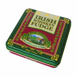 Kate Kearney Whiskey Fudge Tin 100g