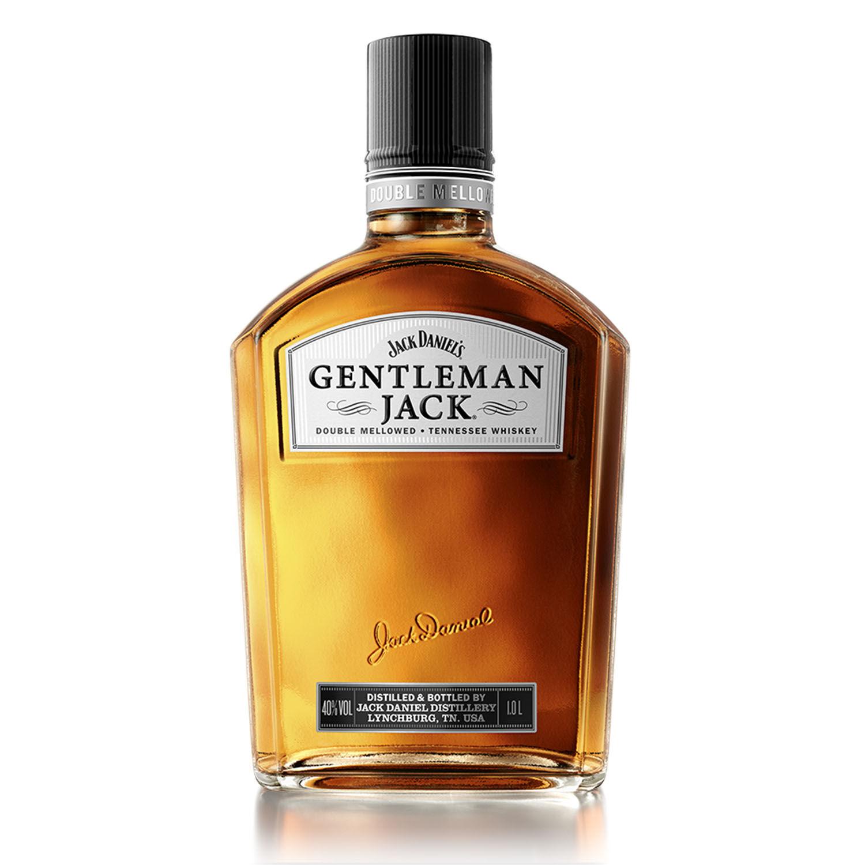 10 New Style Jack Daniel/'s Gentleman Jack Beer Mats