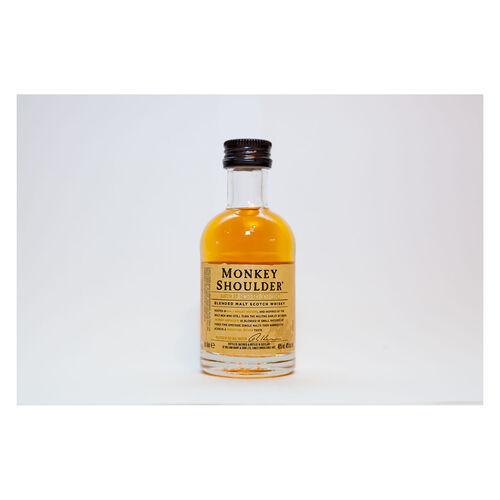 Monkey Shoulder Monkey Shoulder Blended Malt Scotch Whisky 5cl