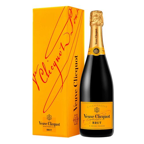 Veuve Clicquot Yellow Label Brut  75cl