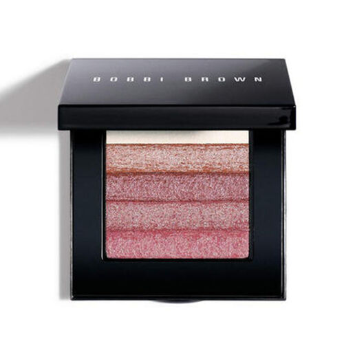 Bobbi Brown Rose Shimmer Brick with Brush