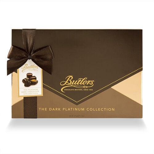 Butlers Dark Platinum Collection 210g