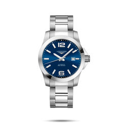 Longines  L37774996 Conquest  41.00mm