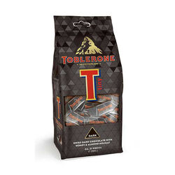 Toblerone Tiny Dark Chocolate  Mono Bag 272g