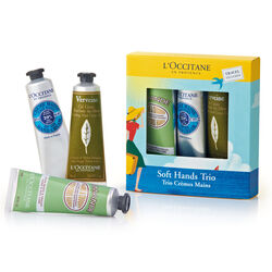 L'Occitane Soft Hand Trio 3x30ml
