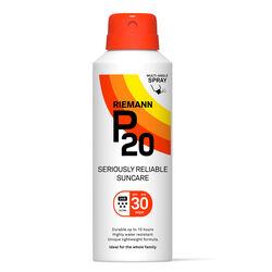 P20 P20 Continuous Spray Spf30  150ml