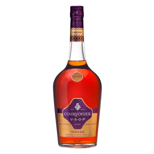 Courvoisier Artisian Triple Oak  VSOP Cognac 1L