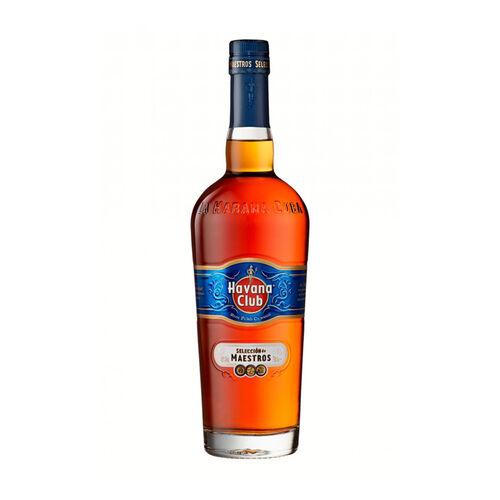 Havana Club Club Rum Cuba  Selección De Maestros 70cl