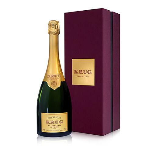 Krug Krug Grande Cuvee Champagne  75cl