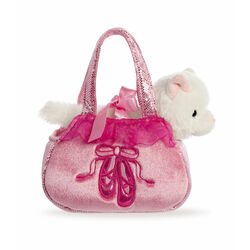 Toys Toy Fancy Pal Peek A Boo Ballet Cat 20cm