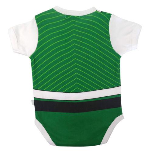 Traditional Craft Kids Emerald Green 2 Way Sequin Shamrock Kids Baseball Cap
