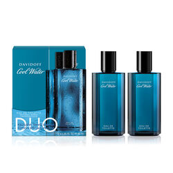 Davidoff Cool Water Man Duo Eau de Toilette 2x40ml