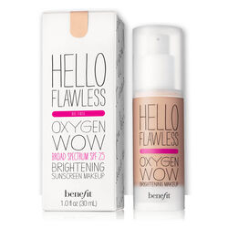 Benefit Hello Flawless Oxygen Wow!  Liquid Foundation Spf 25 PA+++