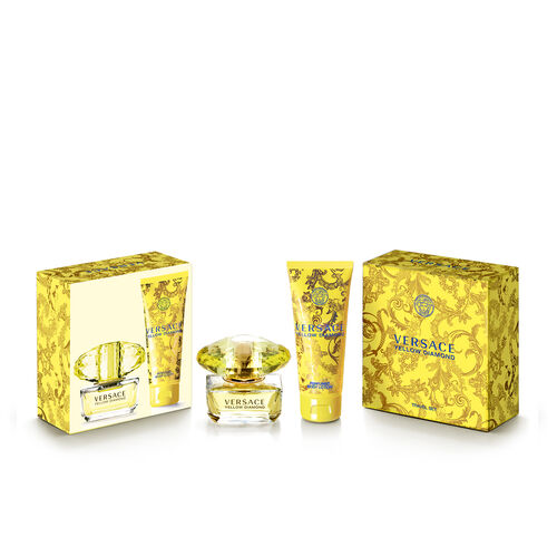 Versace Yellow Diamond Coffret Eau de Toilette 50ml