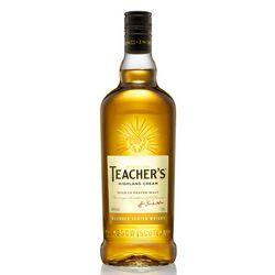 Teachers Blended Scotch   Whisky 1L