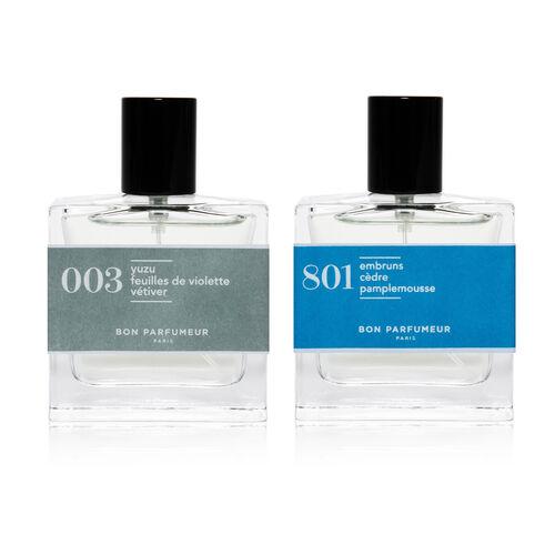 Bon Parfumeur Duo Set 801 003 30ml