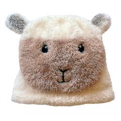 Patrick Francis Cream Baby Sheep Hat