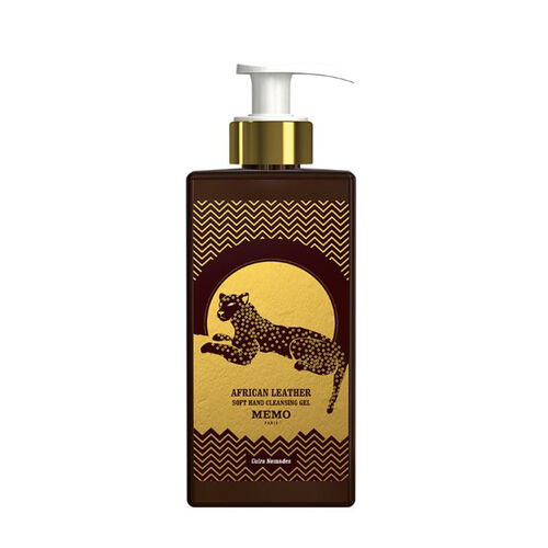 Memo African Leather Soft Hand Cleansing Gel 250ml