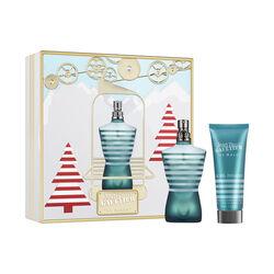 Jean Paul Gaultier Le Mâle Eau De Toilette 125ml & Shower Gel Christmas Set