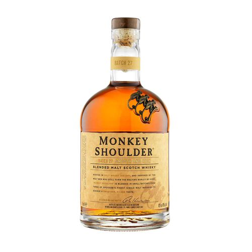Monkey Shoulder Triple Malt Scotch Whiskey 1L