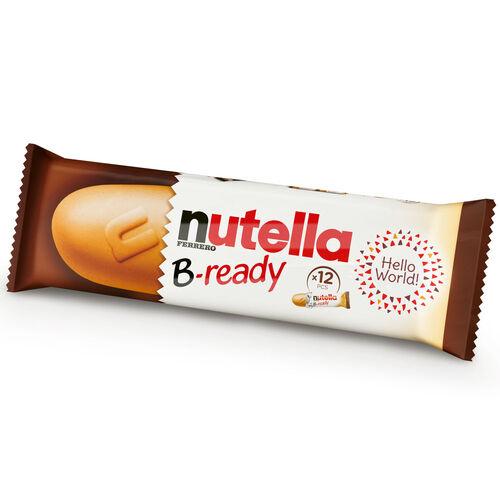 Nutella B-ready 264g