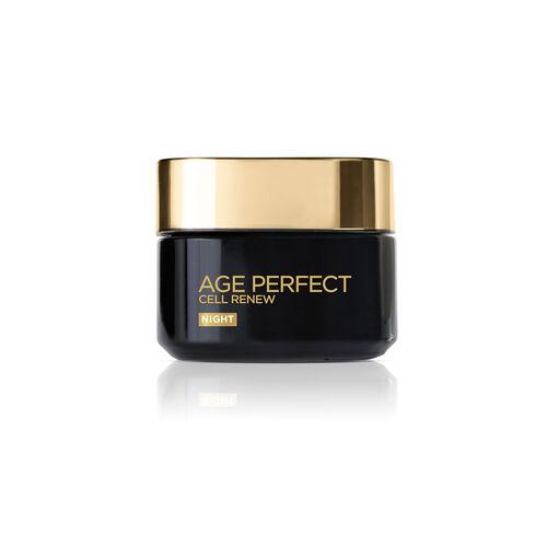 L'Oreal Paris Age Perfect Cell Renew  Night Cream 50ml