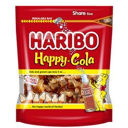 Haribo Happy Cola Pouch  250g 250g