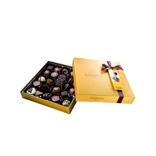 Godiva Gold Rigid Box 24 pieces 290g