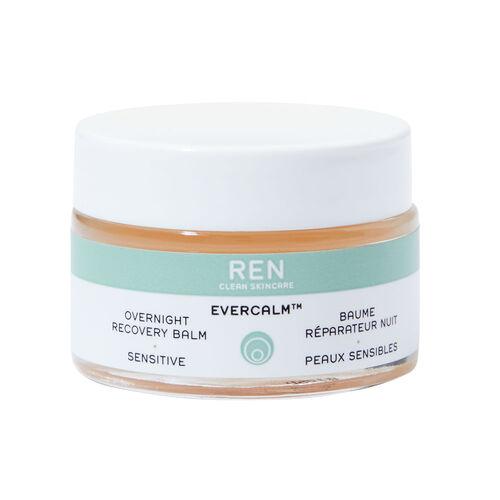 REN Skin Care Evercalm  Overnight Recovery Balm 30ml