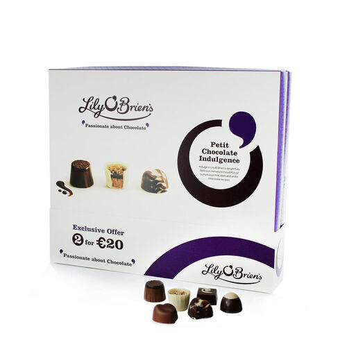 Lily O Briens Petit Indulgence Collection 2 for 20